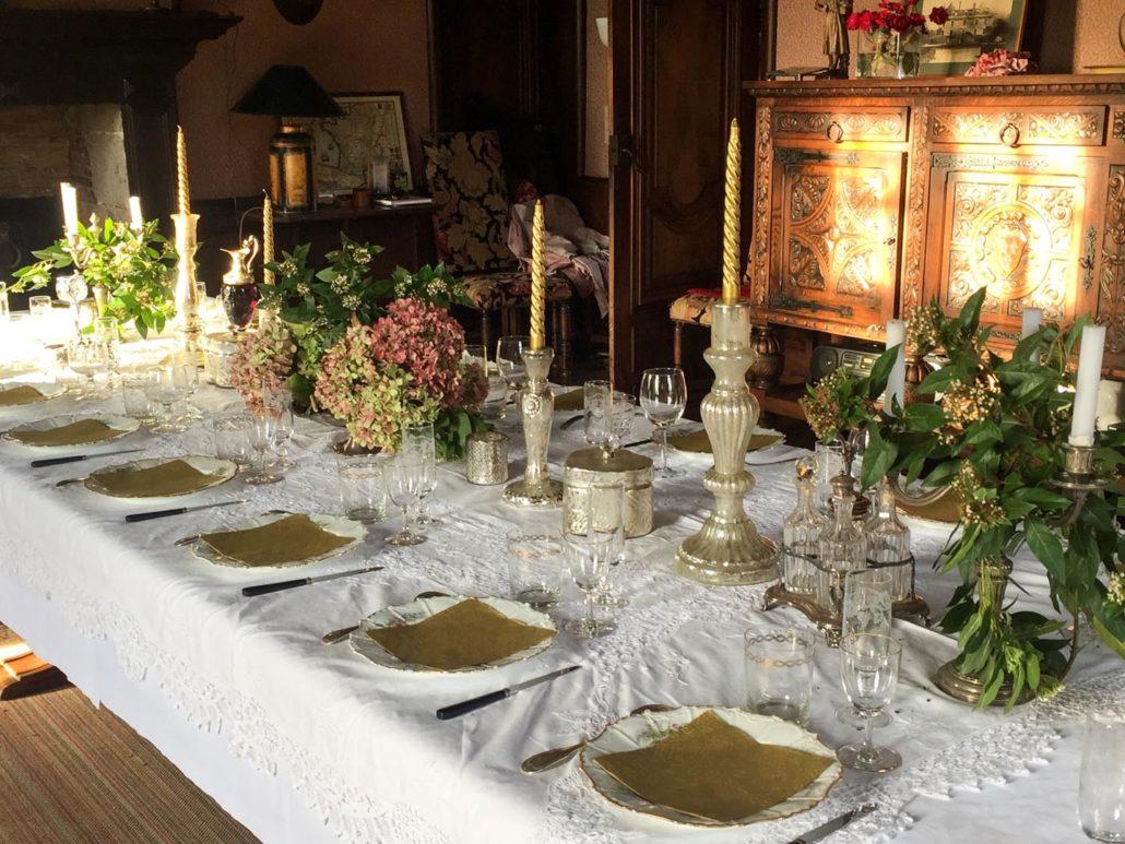 Accueil ch teau de la meynardie - La table marseillaise chateau gombert ...